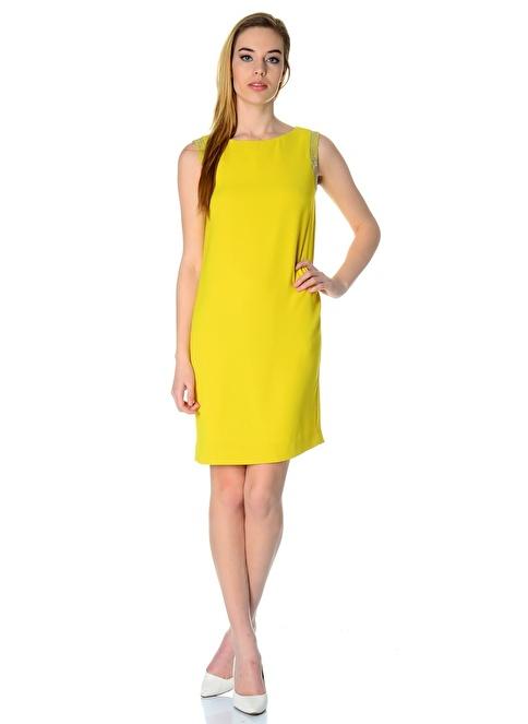 Beymen Studio Elbise Sarı